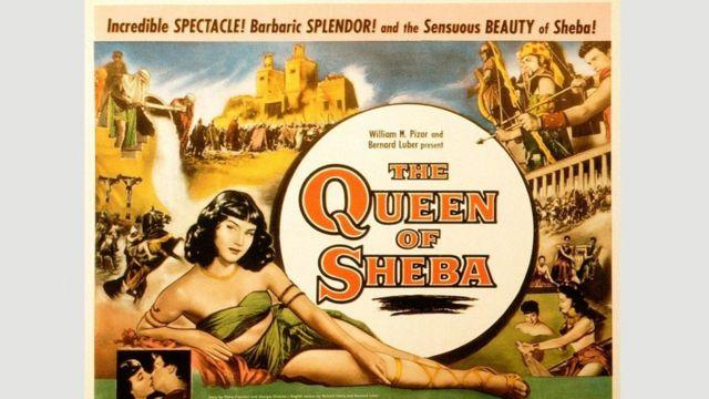 A Rainha de Sheba