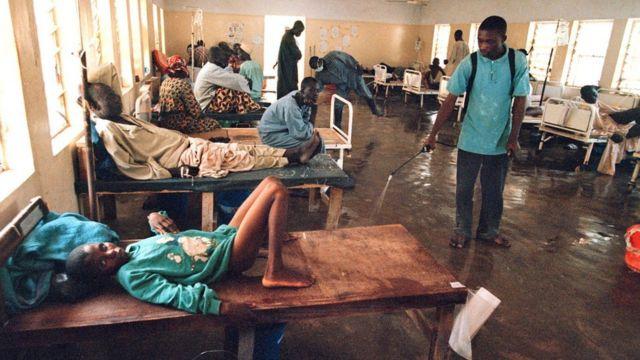 Depuis cinq mois une épidémie de méningite sévit dans une vingtaine d'Etats au Nigéria.