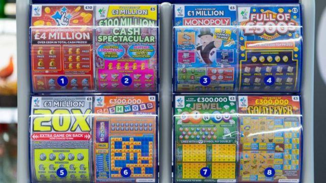 Juegos de lotería