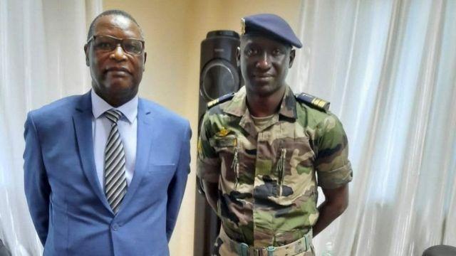 Pierre Buyoya alikuwa mjumbe maalumu wa Umoja wa Afrika katika nchi ya Mali na eneo la Sahel
