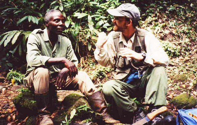 Mohamedi Seifu Kalunde y Mike Huffman
