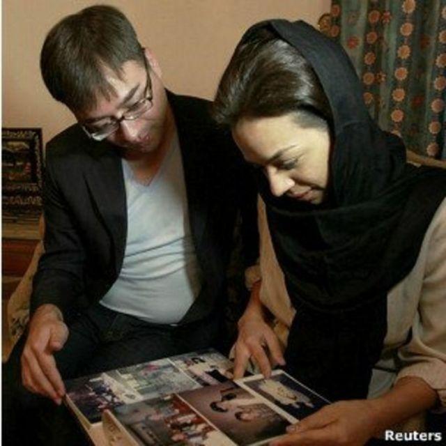 अफ़ग़ान नेता रब्बानी की बेटी