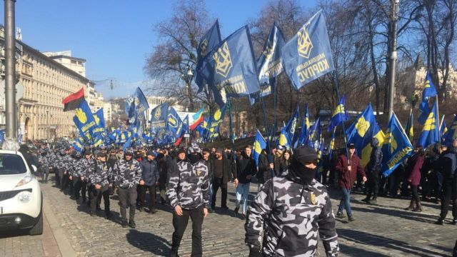 Марш націоналістів