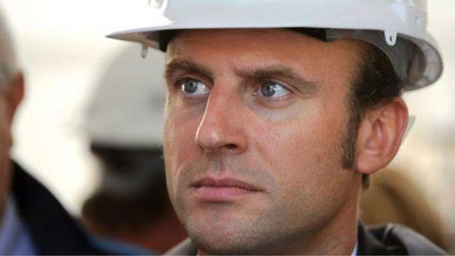 Ông Emmanuel Macron