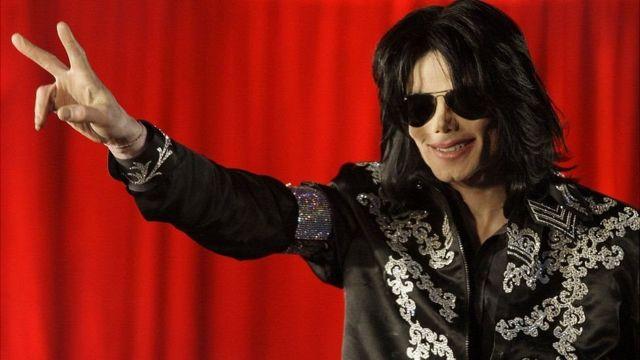 مایکل جکسون به اشتباه فکر کرد برنده جایزه هنرمند هزاره شده است