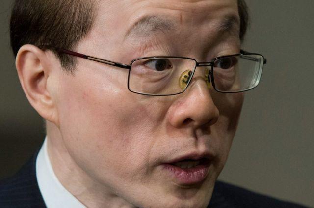 中国驻联合国大使刘结一