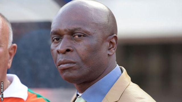 L'entraîneur ivoirien François Zahoui