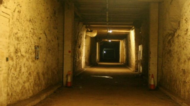 BBC had nuclear bunker tour ahead of drugs bust