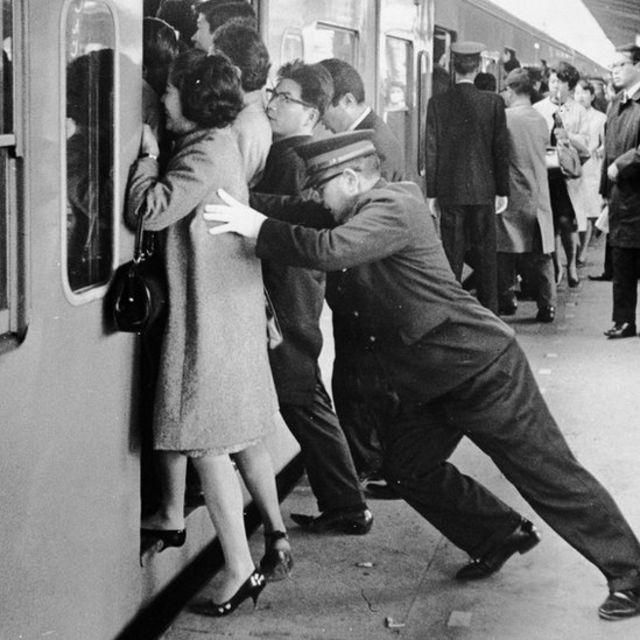 जापान की बुलेट ट्रेन