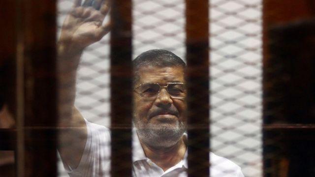 Mohamed Morsi, premier président démocratiquement élu d'Egypte