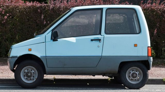 The little car you can drive in France without a licence