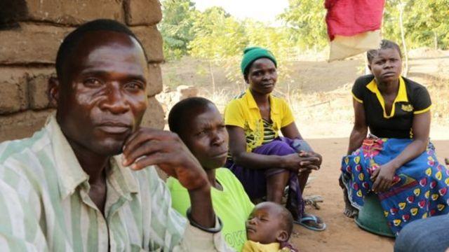 Aniva et sa famille
