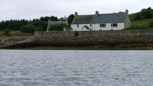 Дом на острове Мартин