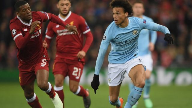Otu Man City na Liverpool