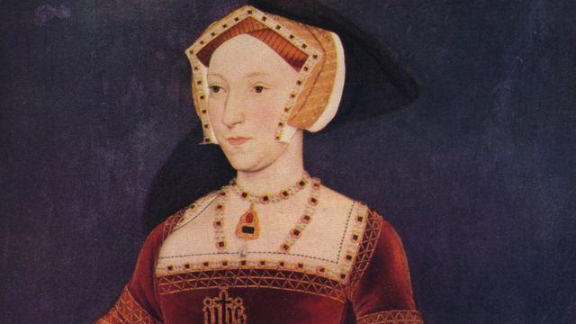Pintura de Jane Seymour