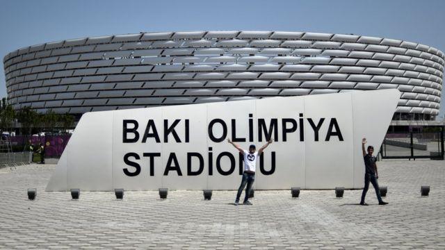 Bakı Olimpiya Stadionu
