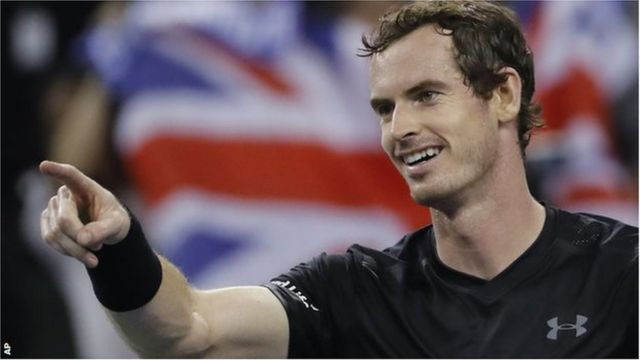 World number one Andy Murray 'too young' for knighthood
