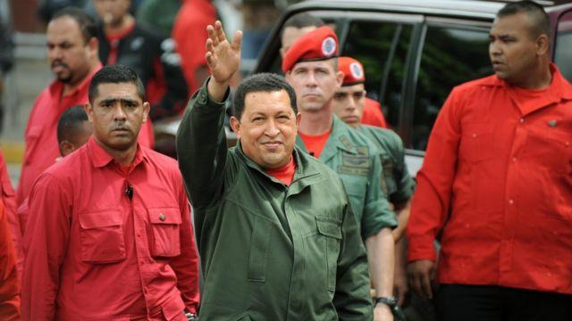 Hugo Chávez aseguraba que luego del 23 de enero de 1958 se había instaurado otra dictadura en Venezuela.