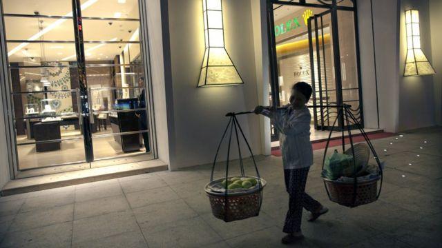 Việt Nam đã có một thị trường hàng hóa phục vụ người giàu và siêu giàu