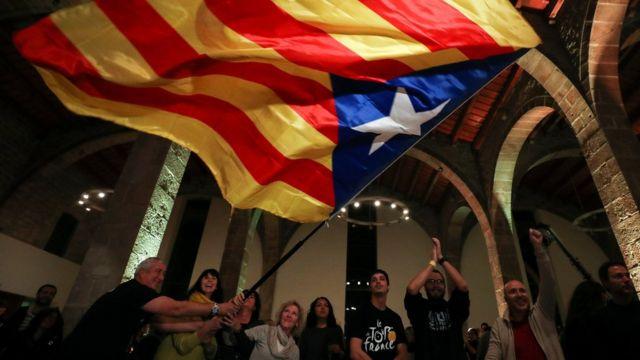 Bandeira catalã