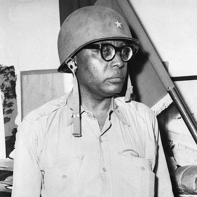 "François ""Papa Doc"" Duvalier"