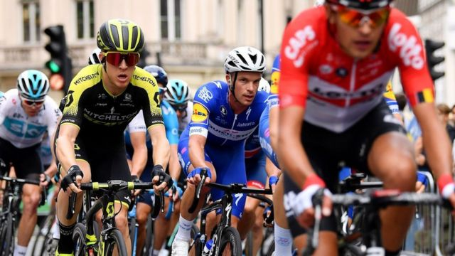 Councils in joint bid for prestigious Tour of Britain cycling race