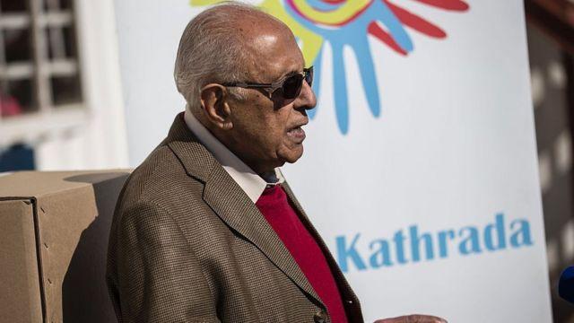 Ahmed Kathrada, Afrique du Sud