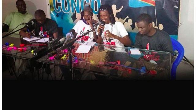 Les militants de filimbi rejette le dialogue