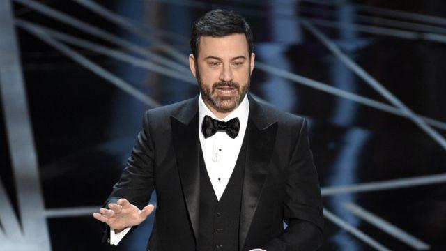 Jimmy Kimmel, maestro de ceremonias de los Oscar, 2017