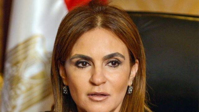 سحر نصر وزيرة التعاون الدولي المصرية