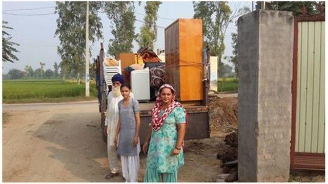 روستاییان هند
