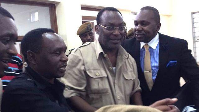 Kiongozi wa CHADEMA Freeman Mbowe aliwekwa rumande pasaka nzima