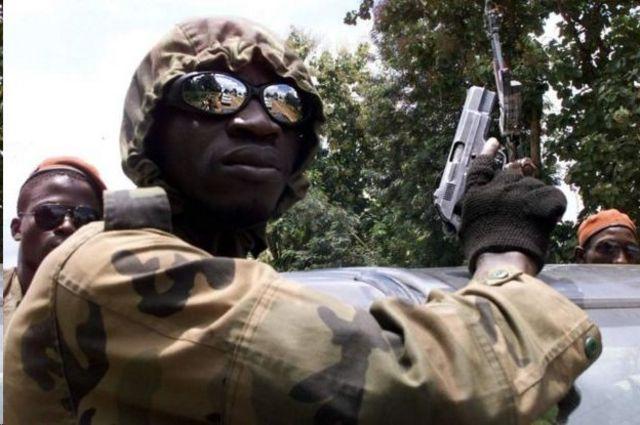 Abagwanyi b'umugwi wa Force Nouvelle barigaruriye uburaruko bwa Cote d'Ivoire hagati ya 2002 na 2011