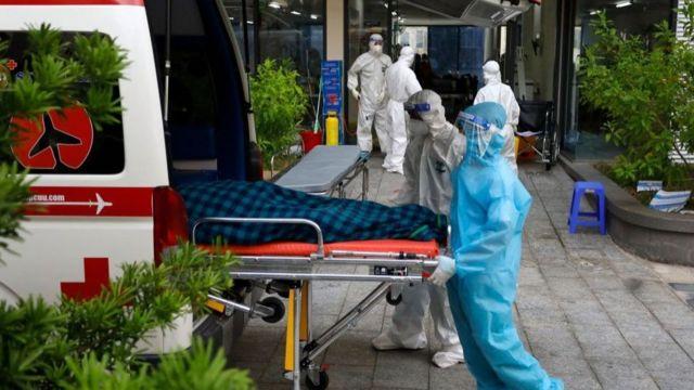 TP HCM hiện vẫn dẫn đầu về số ca nhiễm và tử vong trên toàn quốc.
