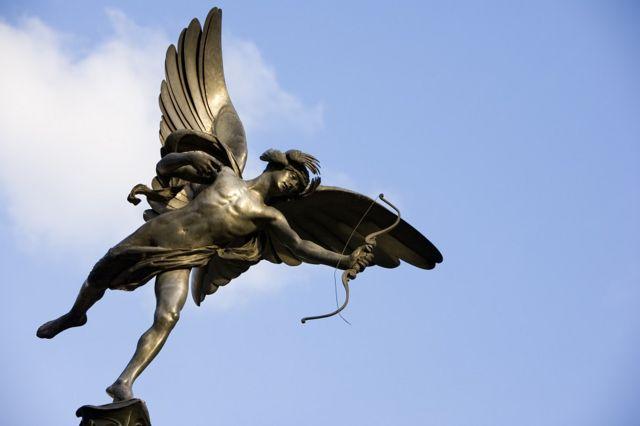 Statua Kupidona