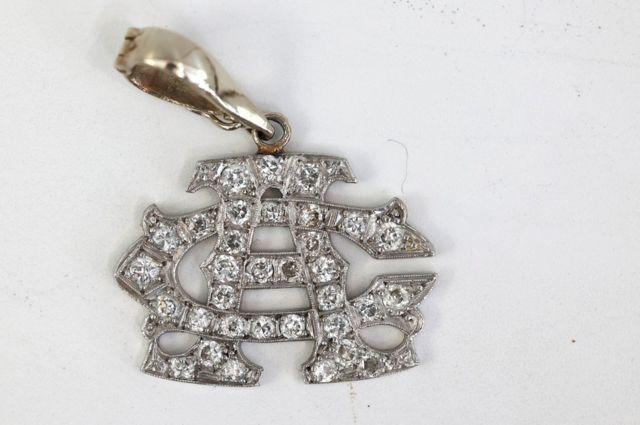 Бриллиантовый кулон, который носил Аль Капоне