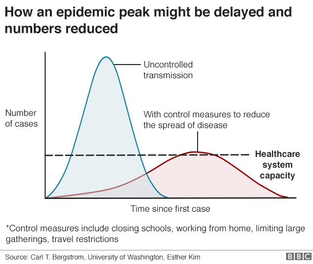 Delay epidemic