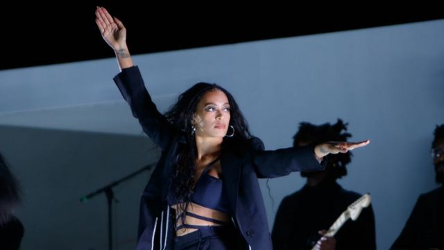 Solange shines at London's Lovebox