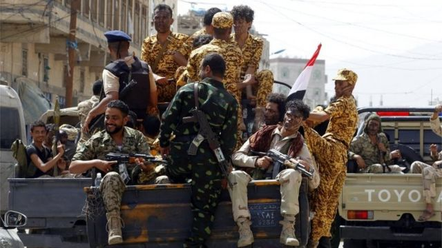 Yemen'de isyancı Husiler