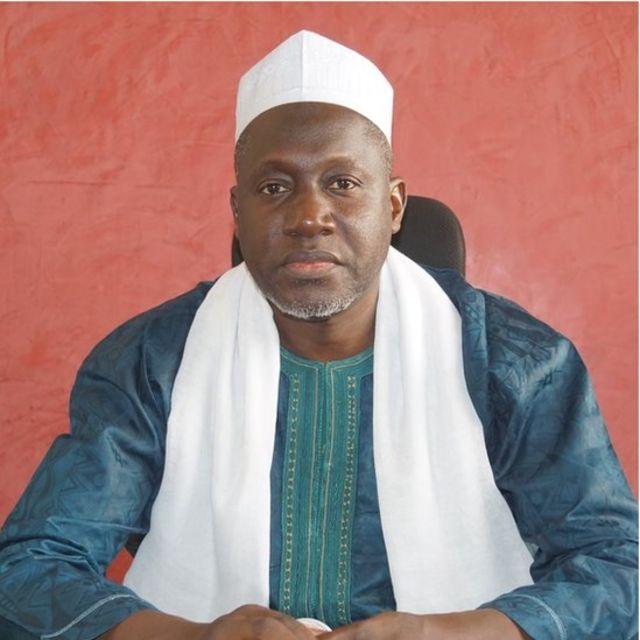 L'imam Amadou Makhtar Kanté