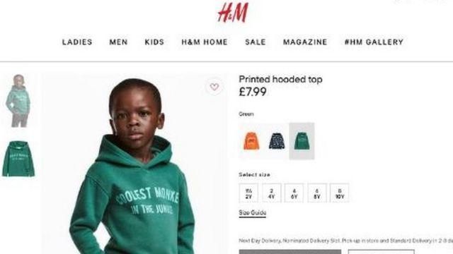 가수 위크엔드는 광고 문제가 불거진 이후 H&M과 절연했다