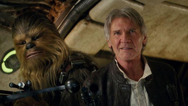 Star Wars: 'No nostalgia' for Harrison Ford