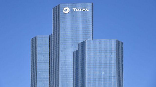 Sede de Total en La Défense.