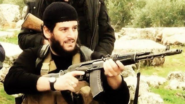 US says it killed IS strategist Adnani