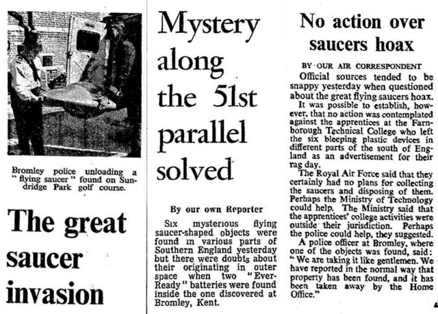 Newspaper archive from The Times and The Guardian