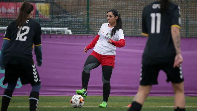 Afghan women's football dream turns into nightmare