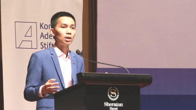 PGS TS Nguyễn Đức Thành, Viện trưởng Viện nghiên cứu kinh tế và chính sách (VEPR)