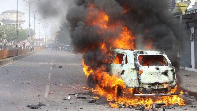 குடியுரிமை திருத்த சட்டம்: உத்தரப் பிரதேசத்தில் போராடிய 5 பேர் பலி