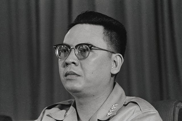 Ông Trần Thiện Khiêm, ảnh khoảng năm 1964