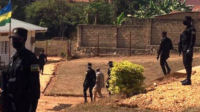 Rusesabagina agezwa ku rukiko